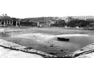 Gorran Haven, From Pier 1890