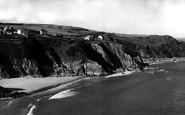 Gorran Haven, General View c.1955