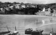 Gorran Haven, Harbour And Village c.1955