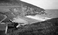 Gorran Haven, Hemmick Bay c.1955