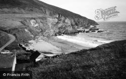 Hemmick Bay c.1955, Gorran Haven