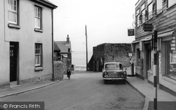 Gorran Haven, High Street c.1965