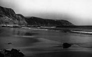 Gorran Haven, The Beach c.1955