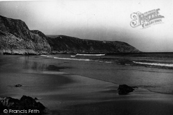 Gorran Haven, The Beach c.1955