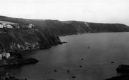 Gorran Haven, The Coastline c.1960