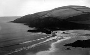 Gorran Haven, The Headland c.1955