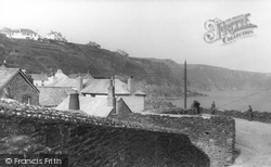 Gorran Haven, The Lime Kiln Lookout c.1955