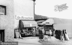 Gorran Haven, The Mermaid Cafe c.1965