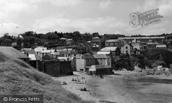 Gorran Haven, The Village c.1955