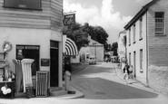 Gorran Haven, The Village c.1960