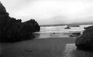 Gorran Haven, Veryan Bay c.1955