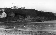 Gorran Haven, View From Beach c.1955