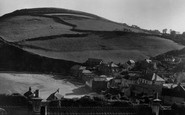 Gorran Haven, View From North c.1955