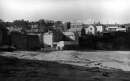 Gorran Haven, Village From Harbour c.1955