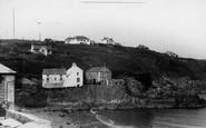 Gorran Haven, Village From Lime Kiln c.1955