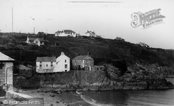 Gorran Haven, Village From Lime Kiln c.1955