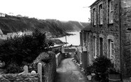 Gorran Haven, Village From The South c.1960