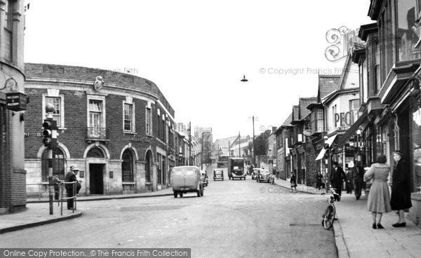 Photo of Gorseinon, Alexandra Road c.1950