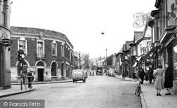 Gorseinon, Alexandra Road c.1950
