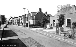 Gorseinon, Alexandra Road c.1960