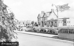 Gorseinon, Council Offices And Bus Station c.1960