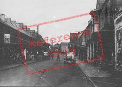 Gorseinon, High Street c.1935