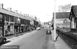 Gorseinon, High Street c.1960