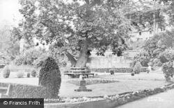 Gorseinon, Lougher Park c.1950