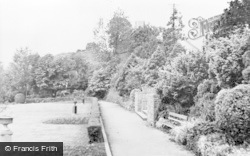 Gorseinon, Loughor Park c.1950