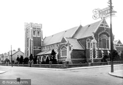Gorseinon, St Catherine's Church 1936