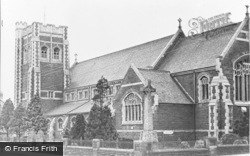 Gorseinon, St Catherine's Church c.1950