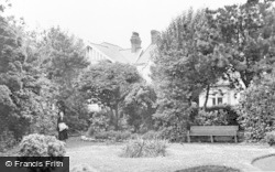 Gorseinon, The Gardens c.1950