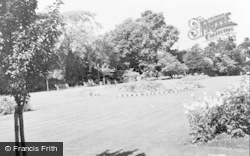 Gorseinon, The Gardens c.1960