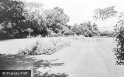 Gorseinon, The Gardens c.1960