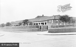 Gorseinon, The Hospital c.1950