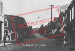 Gorseinon, The Square And Alexandra Road c.1935