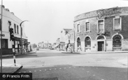 Gorseinon, West End Square c.1960