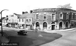 Gorseinon, West End Square c.1960