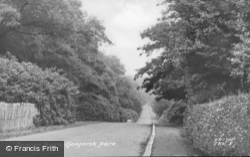 Gosforth Park c.1955, Gosforth