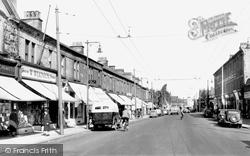 High Street 1956, Gosforth
