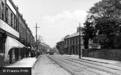 High Street c.1905, Gosforth
