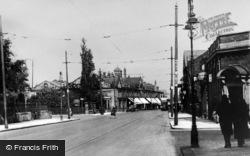 High Street c.1930, Gosforth