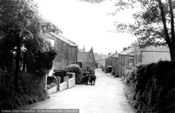Gosforth, the Village c1955.  (Neg. G262002)  © Copyright The Francis Frith Collection 2008. http://www.francisfrith.com