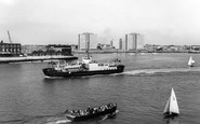Gosport, from Sallyport c1965