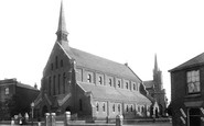 Gosport, St John's Church, Forton 1898