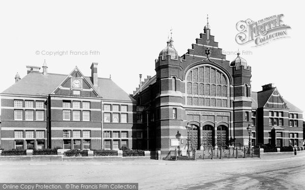 Gosport, Thorngate Hall 1898