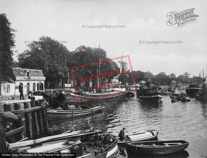 Photo of Gouda, Hollandse I Jssel c.1930