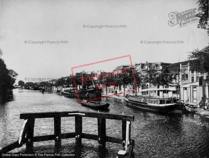 Photo of Gouda, Kattensingel c.1930