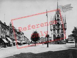Market Square c.1930, Gouda
