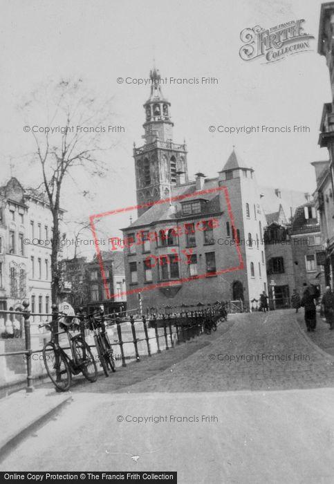 Photo of Gouda, Sint Janskerk c.1930